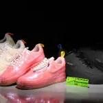 """ナイキ エアフォース 1 ロー エクスペリメンタル """"セイル"""" Nike-Air-Force-1-Experimental-Sail-Atomic-Orange-CV1754-100-pair 4colors main"""