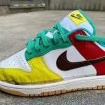 """ナイキ ダンク ロー SE """"フリーナインティナイン"""" Nike-Dunk-Low-SE-Free-99-DH0952-100-7-side"""