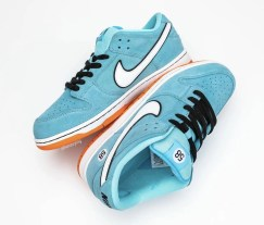 "ナイキ SB ダンク ロー プロ ""クラブ 58"" Nike-SB-Dunk-Low-Club-58-BQ6817-401-pair-shoerace main"