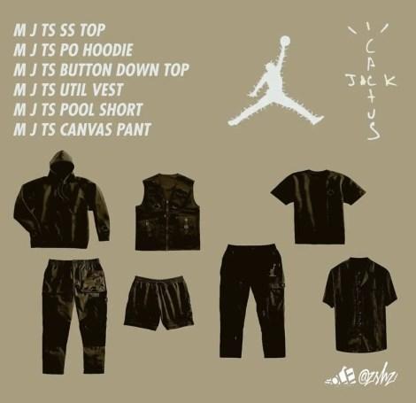 """トラヴィス・スコット × ナイキ エア ジョーダン 6 """"ブリティッシュカーキ"""" Travis-Scott-Nike-Air-Jordan-6-British-Khaki-DH0690-200-mockup-poster"""