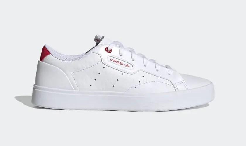 """アディダス スリーク """"バレンタインデー"""" adidas_Sleek_FZ1829-side"""