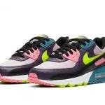 """ナイキ エア マックス 90 """"蛍光イエロー"""" Nike-Air-Max-90-Fluorescent-Yellow-CV8819-500-pair"""