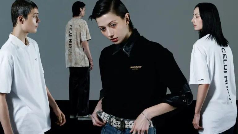 セルイ フル 韓国 ファッション ブランド 人気 おすすめ ジェニ Blackpink CELUI HURU Korean Fashion Brand