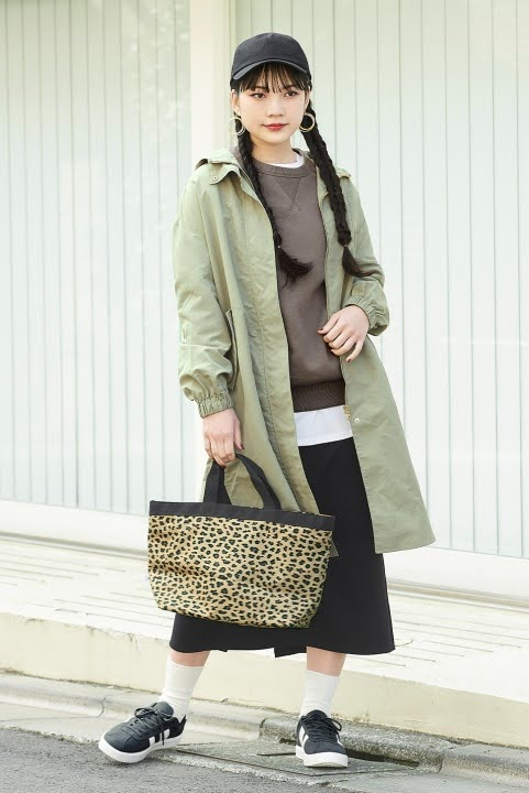 GU ジーユー ライトソール スエード タッチ スニーカー コーデ Lookbook-Styling-No.33102001-Light-Sole-Suede-Touch-Sneaker