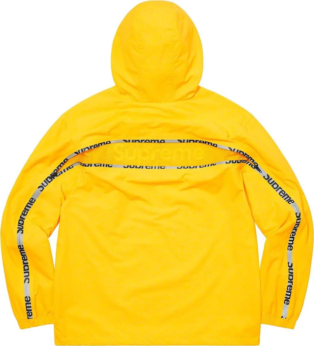 シュプリーム 2021年 春夏 新作 ジャケット Supreme 2021ss jacket 一覧 reflective-zip-hooded-back