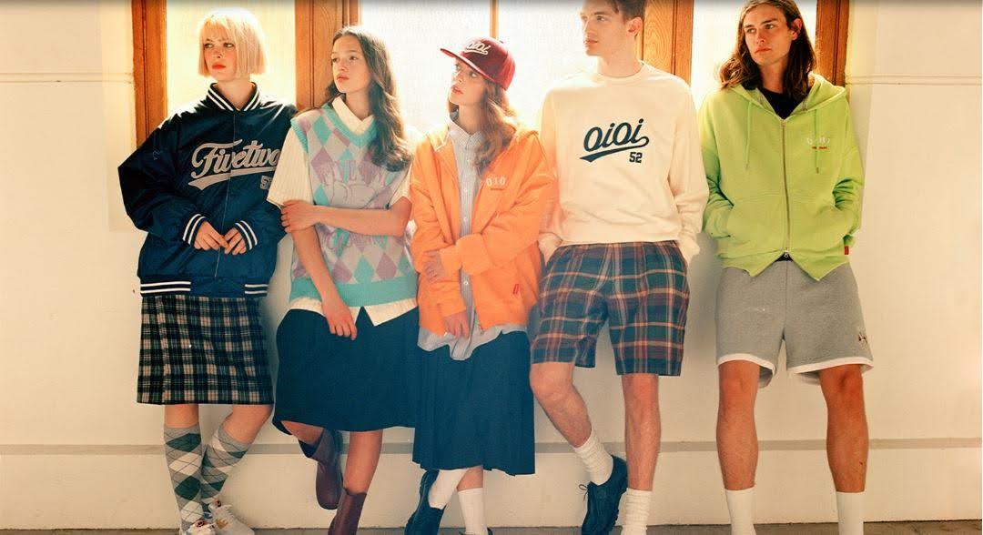 oioi-5252 オアイオアイ 韓国 ファッション ブランド ユニセックス 人気 おすすめ Korean-Fashion-Brand