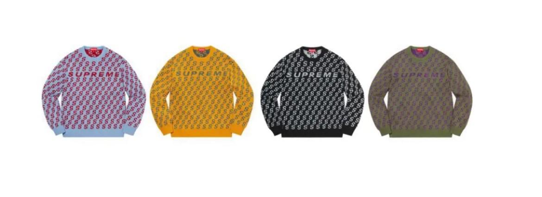 S Repeat Sweater シュプリーム 2021年 春夏 新作 Supreme-2021ss-week-1
