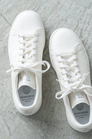 エディフィス/イエナ × アディダス オリジナルス スタンスミス EDIFICE-IENA-adidas-Originals-Stan-Smith-look