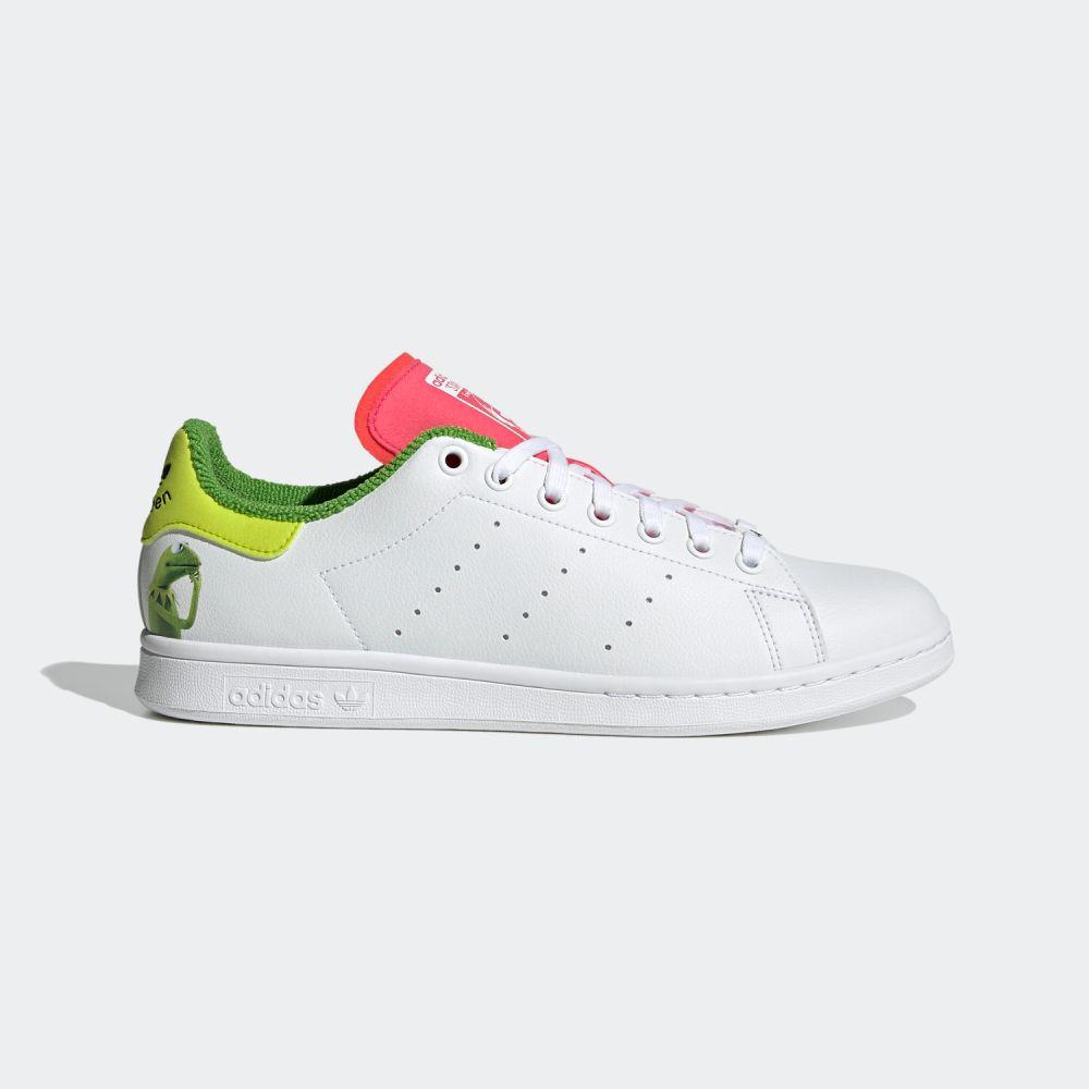 アディダス スタンスミス × カーミット adidas-kermit-stan-smith-GZ3098-side