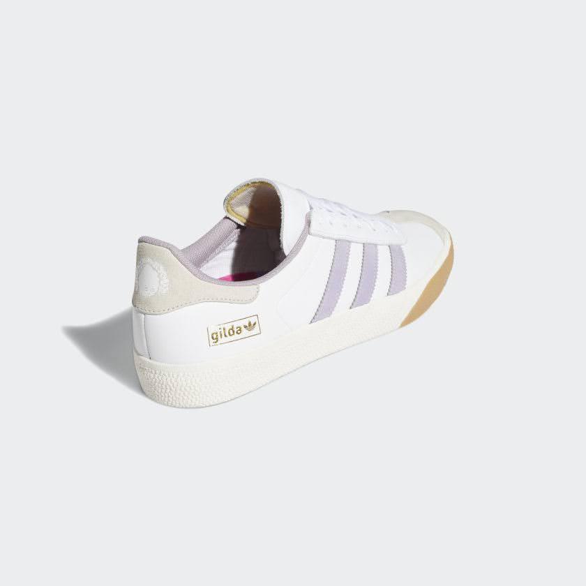 ノラ・ヴァスコンセロス × アディダス ガゼル ADV adidas_Nora_Gazelle_ADV_H01024_back