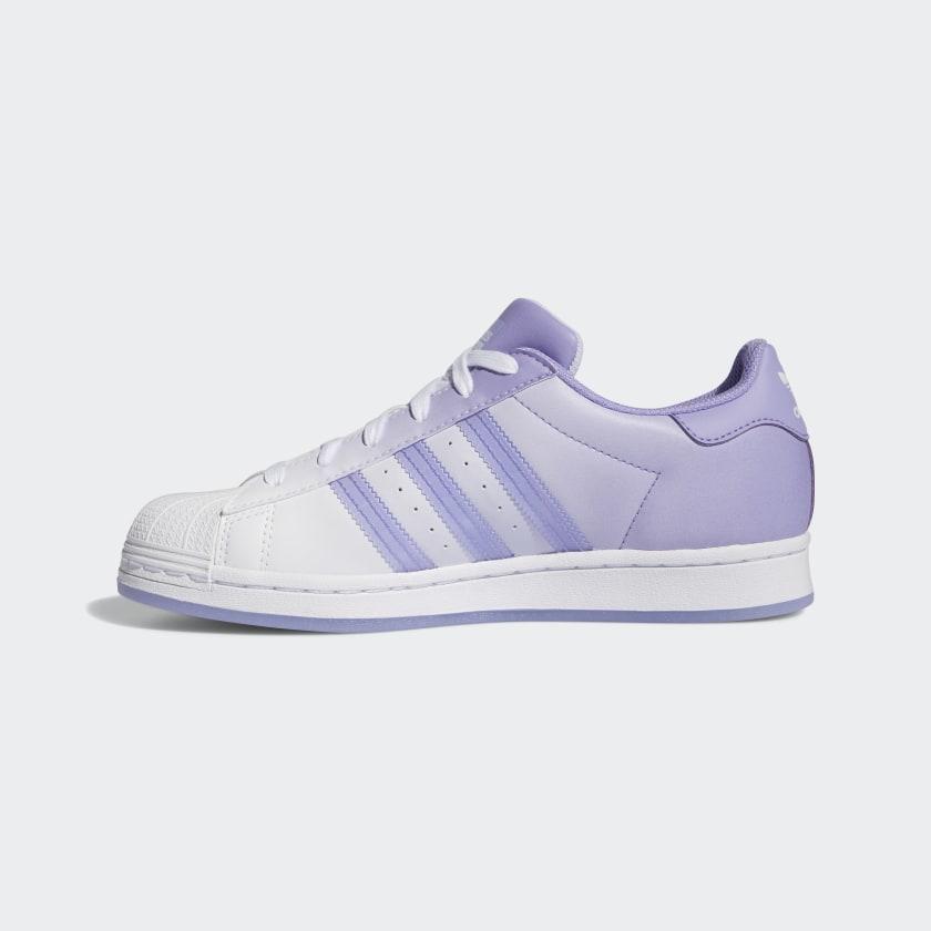 """アディダス ウィメンズ オリジナルス スーパースター """"ライト パープル"""" adidas_Superstar_wmns_light-purple_GW2936-side-2"""
