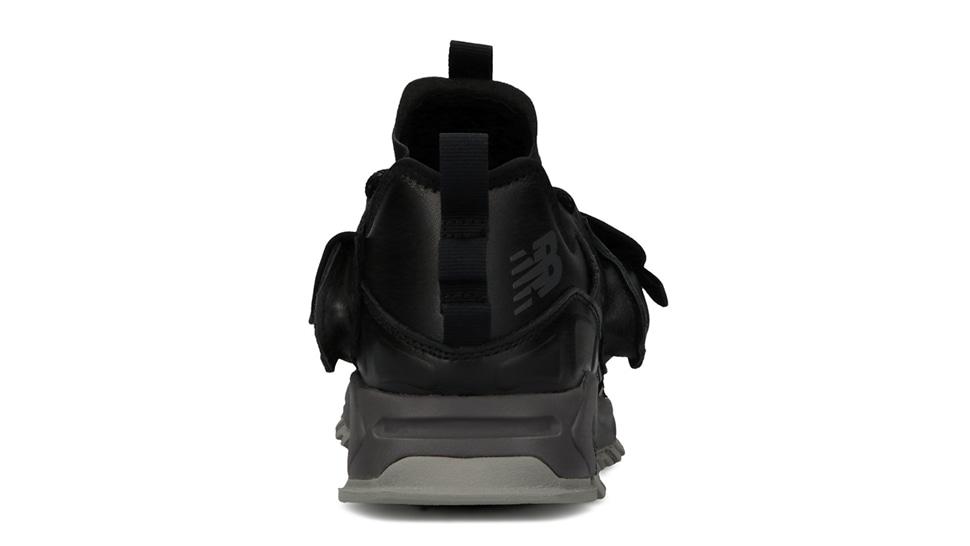 ニューバランス X レーサー ユーティリティ/ ブラック new-balance-x-racer-utility-black-MSXRCTUA-heel