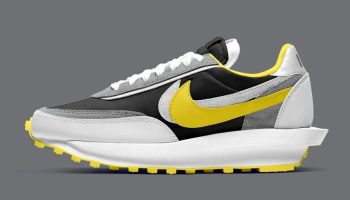 nike sacai yellow