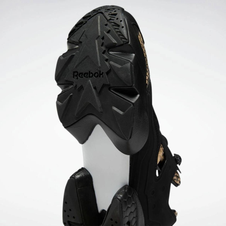 リーボック インスタポンプ フューリー (コア ブラック) reebok-instapump-fury-snake-pack-gy2758-sole-closeup