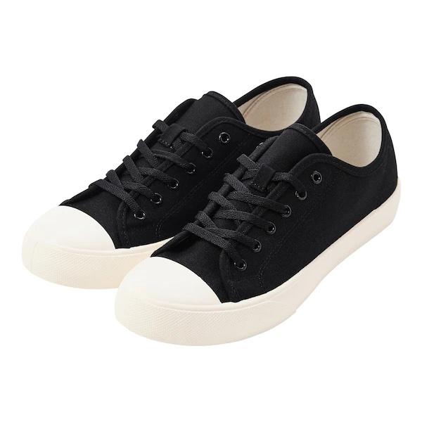 GU キャンバススニーカー comfortable-ladies-sneakers-recommend-gu-canvas