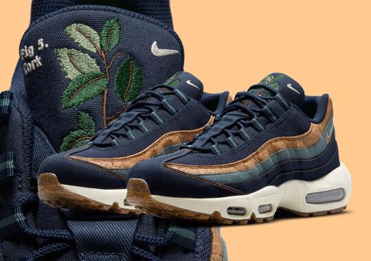 ナイキのMove to Zero コルクコレクション!Nike Cork Collection