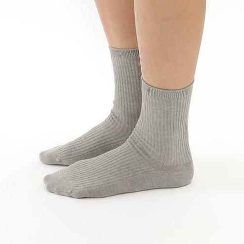 2×2リブソックス sandal-socks-style-idea-2-2-lib