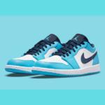 """ナイキ エア ジョーダン 1 ロー """"UNC"""" Nike-Air-Jordan-1-Low-UNC-553558-144-eyecatch"""