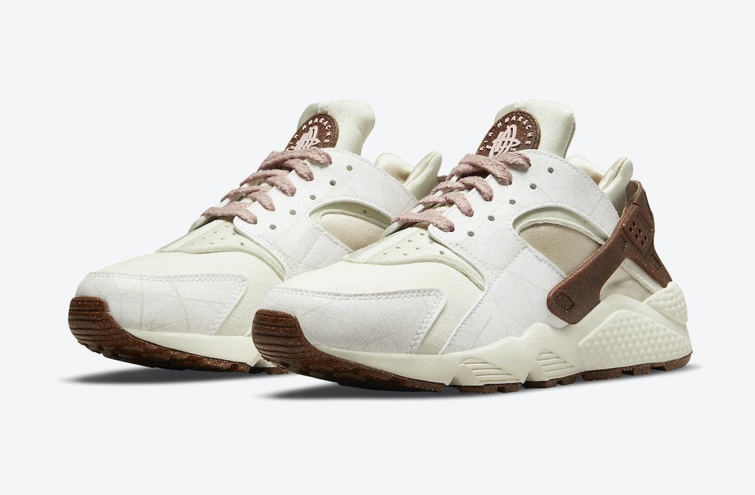 """ナイキ ウィメンズ エア ハラチ """"ラタン"""" Nike-WMNS-Air-Huarache-Rattan-DM9463-100-pair"""