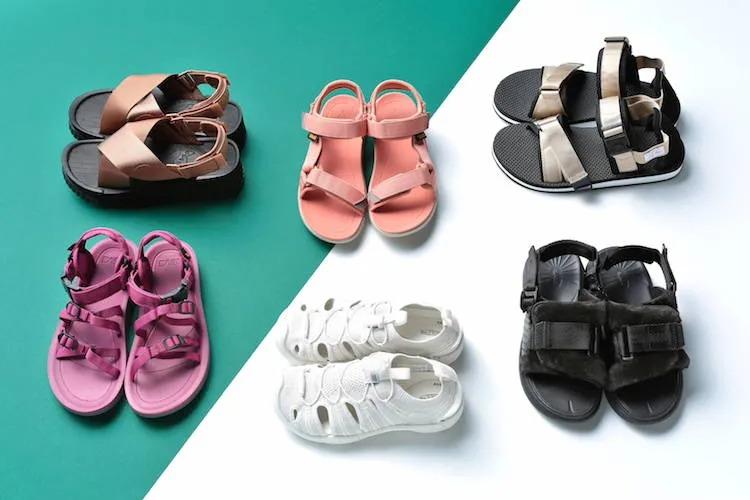 スポーツサンダル 2021年 新作 トレンド Sports Sandal Sneakers 2021 Trend Models