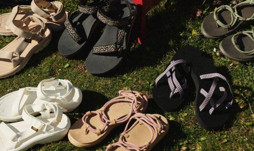 テバ スポーツサンダル スポサン 2021年 新作 トレンド Teva Sports Sandal 2021 new design trend
