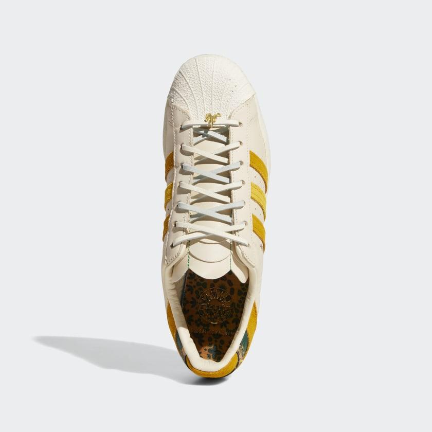 ヤラ シャヒディ × アディダス オリジナルス スーパースター Yara_Shahidi_adidas_Superstar_GZ2764_top