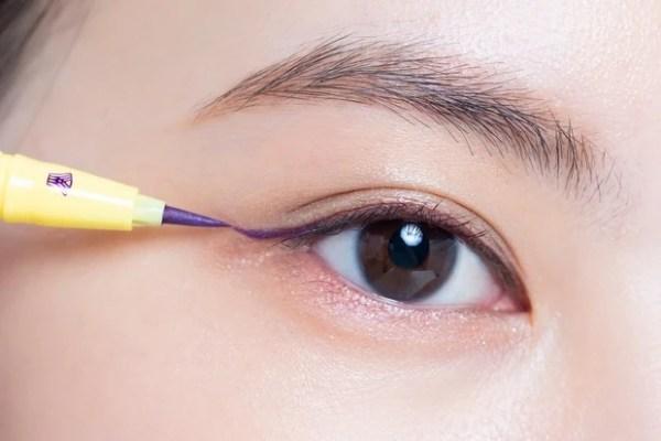 カラーアイライナー mask-makeup-eyemake-color-eyeliner