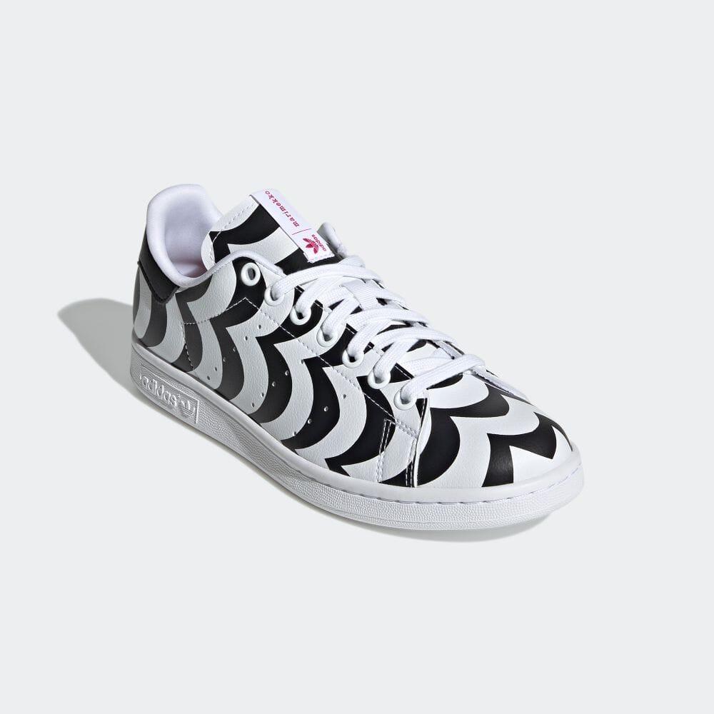 アディダス × マリメッコ スタンスミス adidas-marimekko-stan-smith-H05757-front