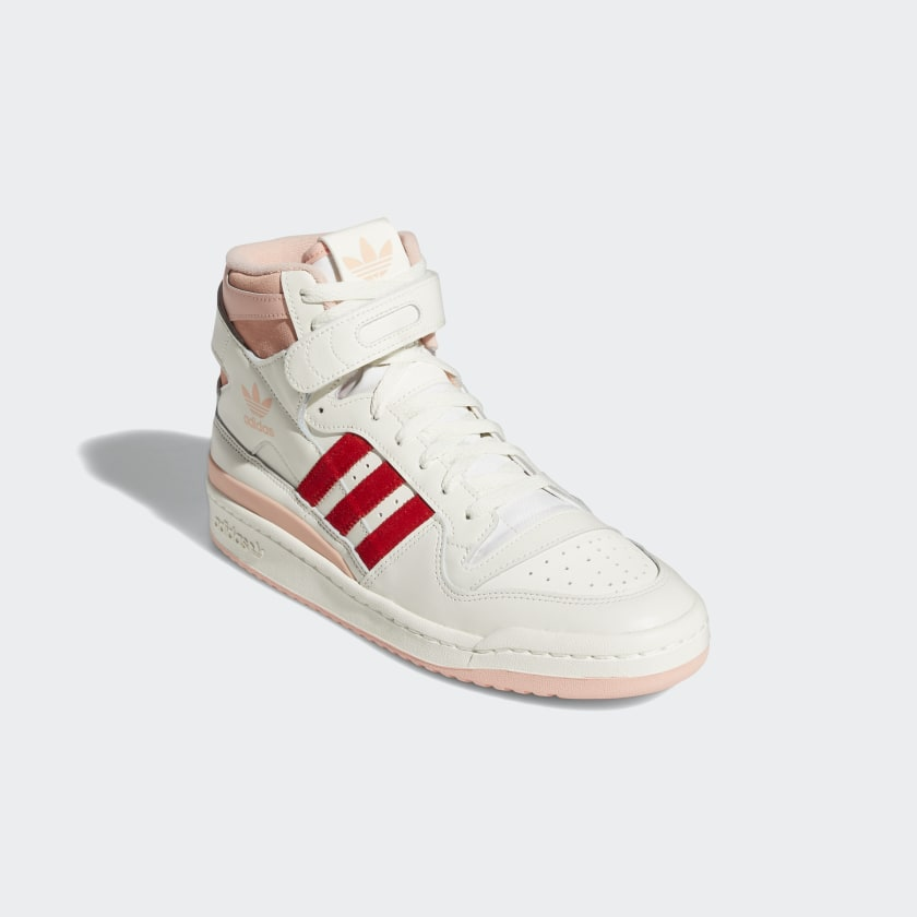 アディダス フォーラム 84 ハイ / ピンク グロー & ビビッド レッド adidas_Forum_84_Hi_pink_red_H01670_front