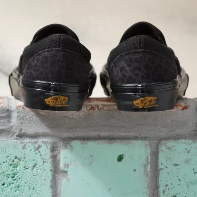 シェール ストロベリー × ヴァンズ スケート スリッポン cher-strauberry-vans-skate-slip-on-cheetah-VN0A5FCA9CY-heel