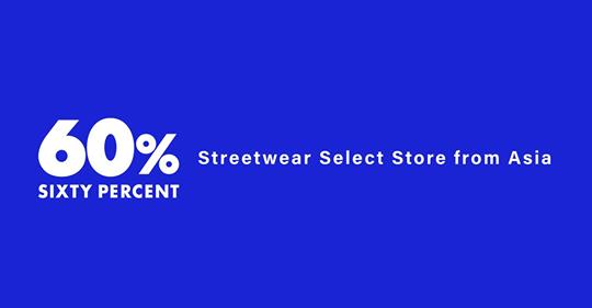 60% アジア ファッション 通販 sixty-percent-asian-fashion-online-store-logo-blue
