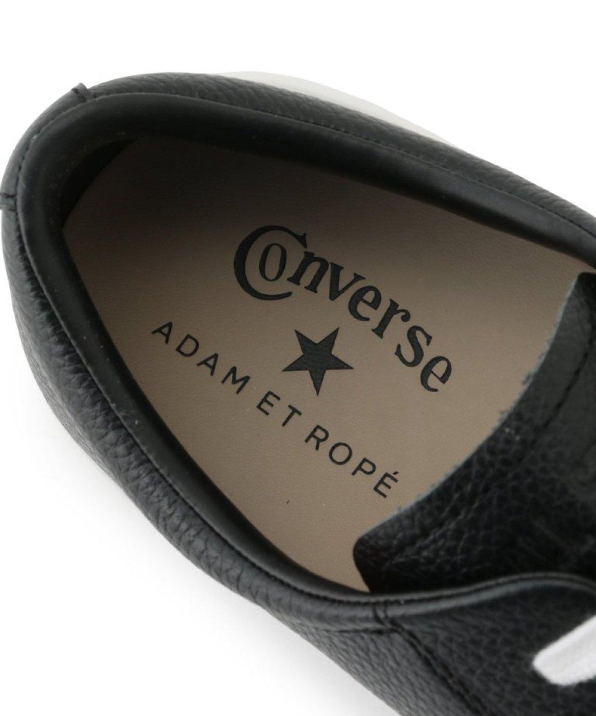 アダム エ ロペ × コンバース レザー オールスター クップ (ウィメンズ) adam-et-rope-converse-leather-all-star-coupe-ox-EUA71000-insole