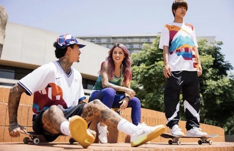 ナイキ SB パラ オリンピック エクスクルーシブ Tシャツ nike-sb-parra-olympic-exclusive-tee-2021-main