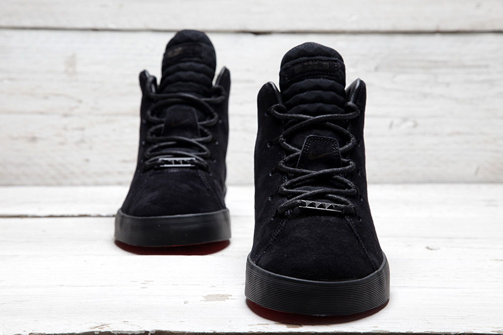 Nike LeBron 12 NSW Lifestyle Lights Out Release Date