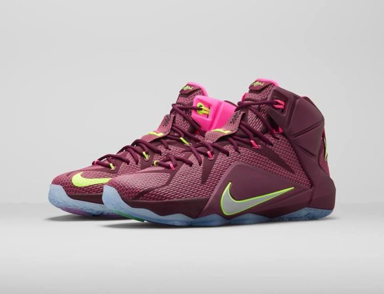 "buy popular 9d4ea 12fc3 Nike LeBron 12 ""Double Helix"" Official Photos"