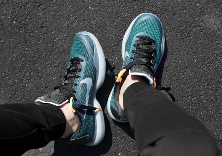 "5ebcf9f49f7f Nike Kobe 10 ""Flight"" On-Feet Photos"