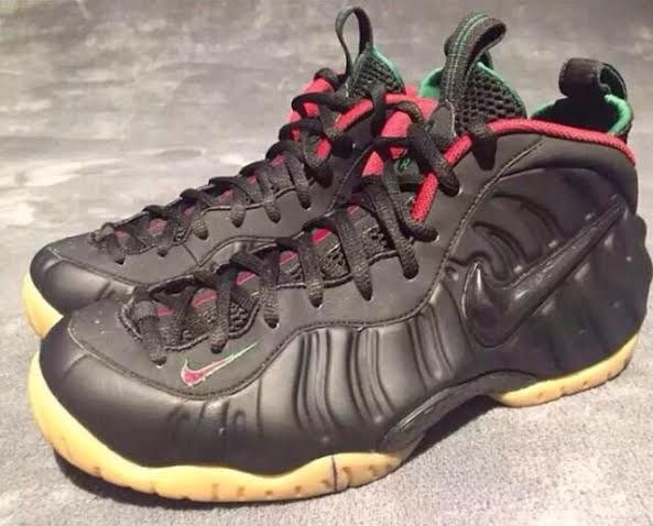 "aa1e327f122 Nike Air Foamposite Pro ""Gucci"" New Photos"