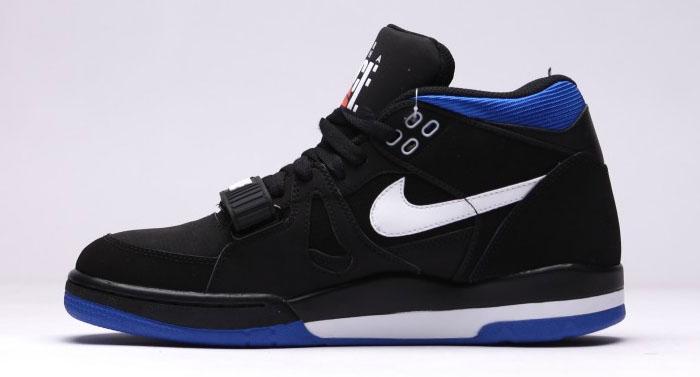 Nike Air Alpha Force 2 Royal Black Sneaker Bar Detroit