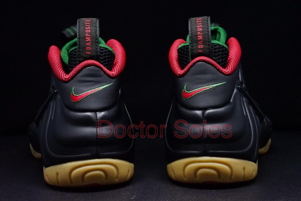 Gucci Nike Air Foamposite Pro Release Date