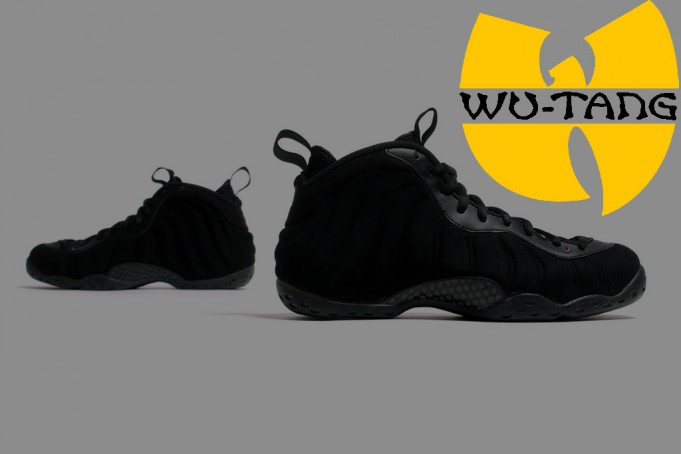 best service 7da3b a5457 A 'WU-TANG' Nike Foamposite is coming in 2016 | Z 107.9