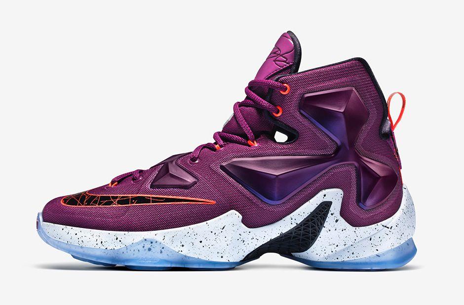 Nike LeBron 13 Written In The Stars Sneaker Bar Detroit