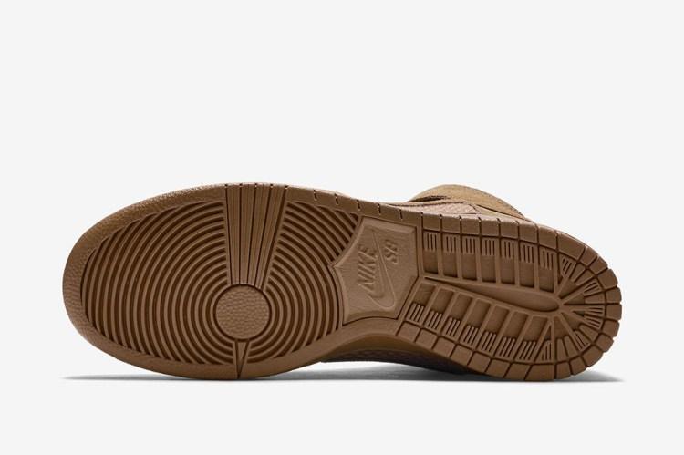 Nike Dunk High SB Cornucopia