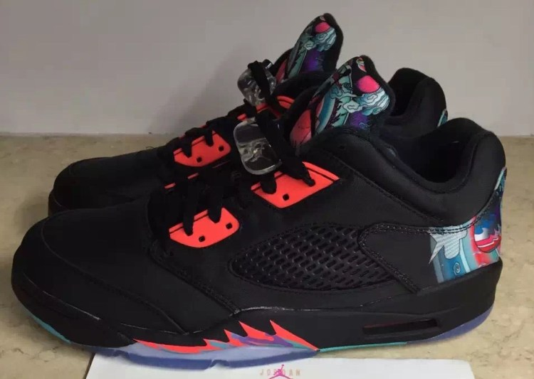China Air Jordan 5 Low Chinese New Year