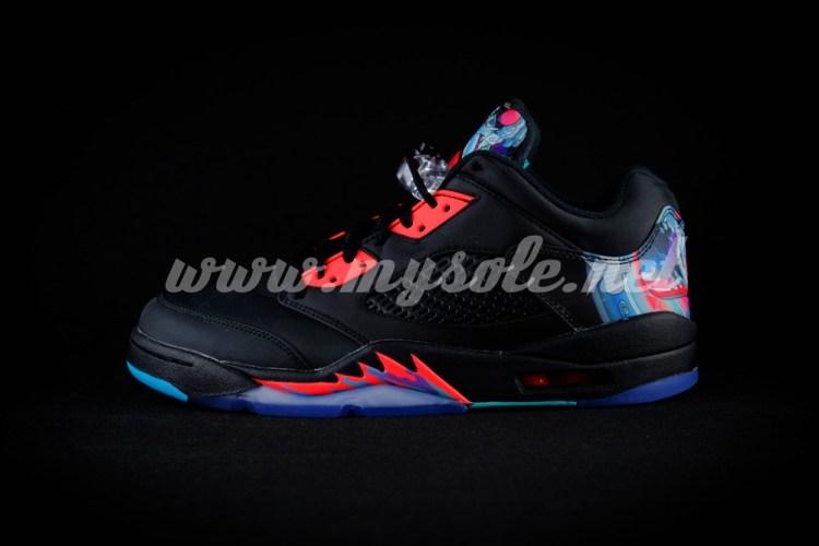 Jordan 5 Low China 2016