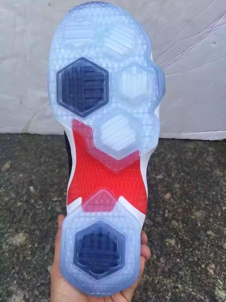 Nike LeBron 13 Midnight Navy USA