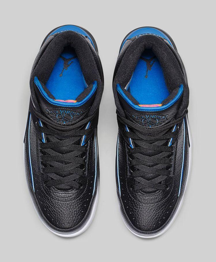 Radio Raheem Air Jordan 2 Photo Blue
