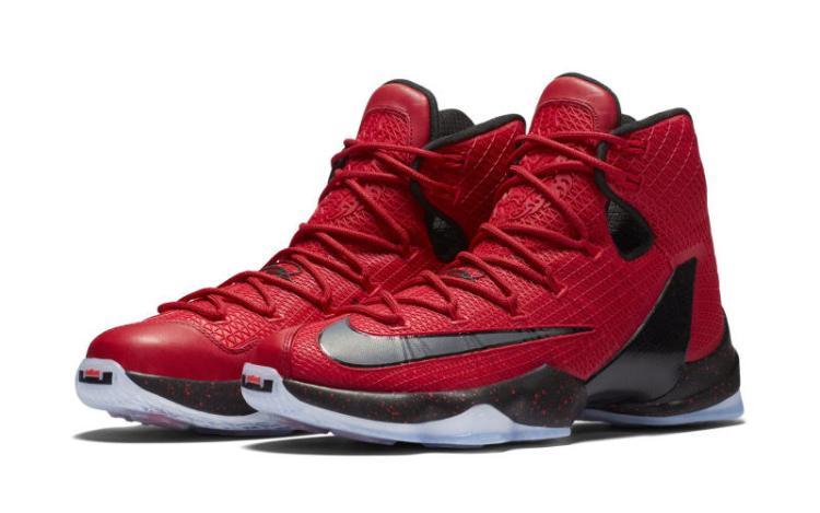 Nike LeBron 13 Elite Red