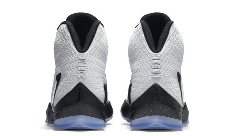 White Nike LeBron 13 Elite