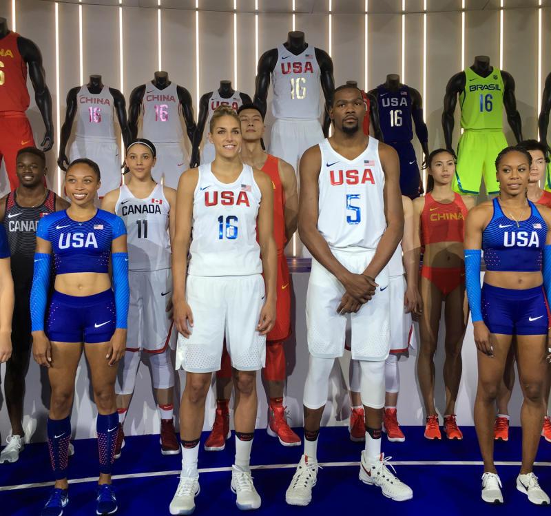 Nike KD 9 EE.UU.