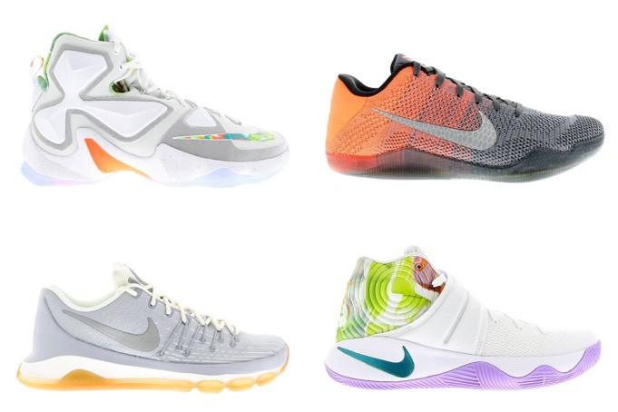 Nike Basketball Pascua 2016 Colección